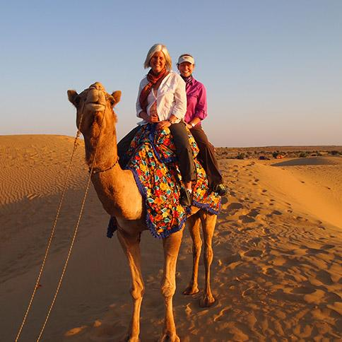 Morning Safari with Camel Riding