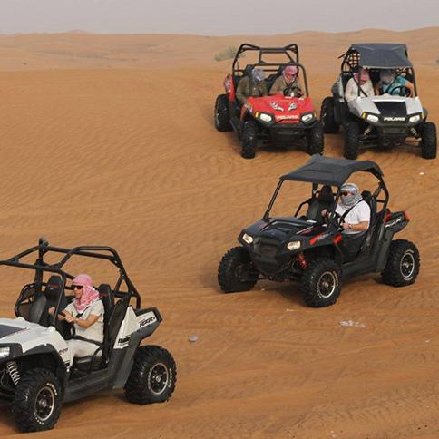 Dune Buggy Safari with BBQ, 2 pax sharing seater