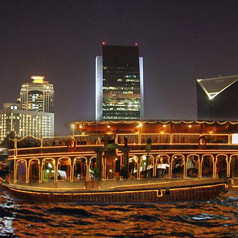 Dhow Cruise Dinner - Marina