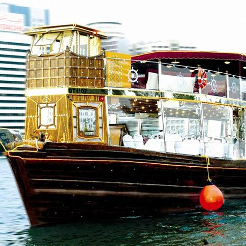 Desert Safari - Dhow Cruise