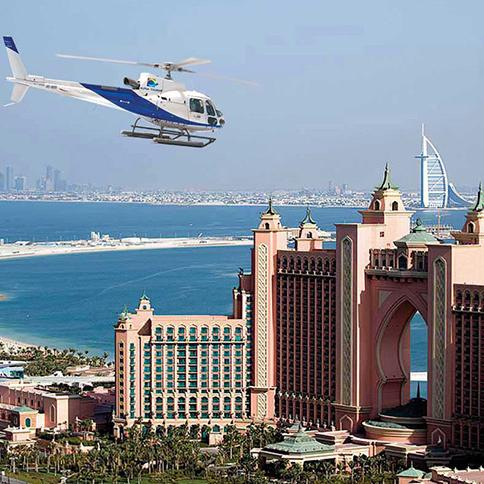 Helicopter Tour Of Dubai
